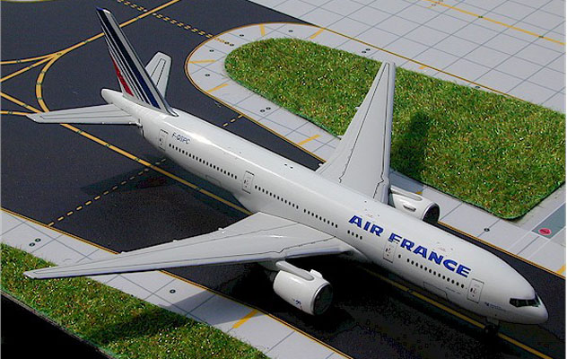 Air France Airlines Boeing B777-228/ER Reg. F-GSPC
