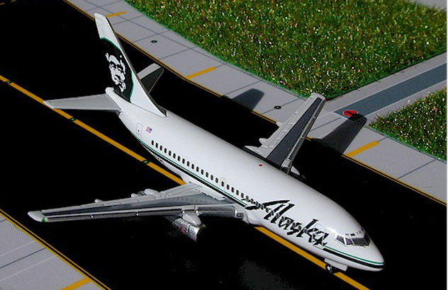 Alaska Airlines Boeing B737-290/CA Reg. N730AS