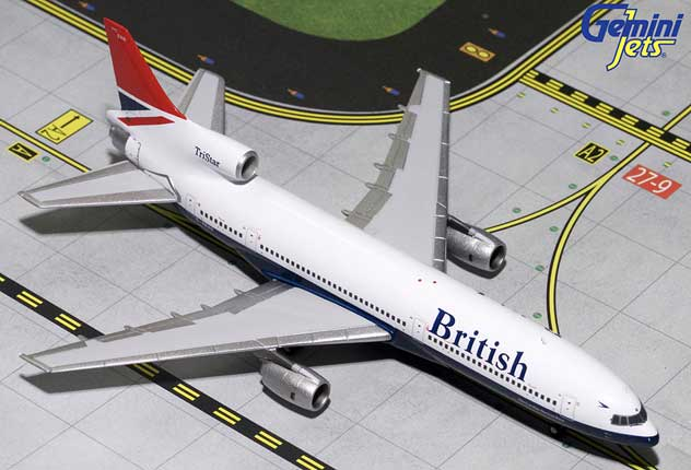 British Airways Lockheed L-1011-385 Reg. G-BBAG
