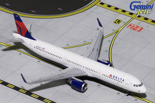 Delta Airlines Airbus A321-211Neo Reg. N302DN