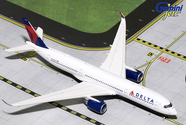 Delta Airlines Airbus A350-941 Reg. N502DN