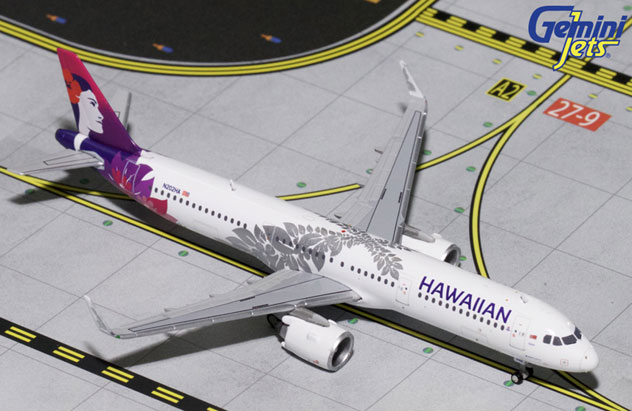 Hawaiian Air Airlines Airbus A321-271Neo Reg. N202HA
