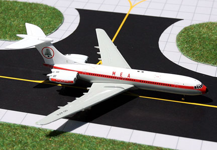 MEA - Middle East Airlines Vickers Standard VC-10 Reg. OD-AFA