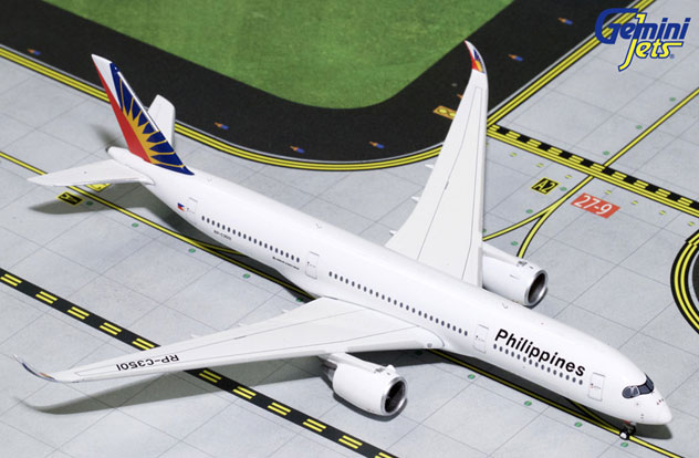 Philippines Airlines Airbus A350-900 Reg. RP-C3501