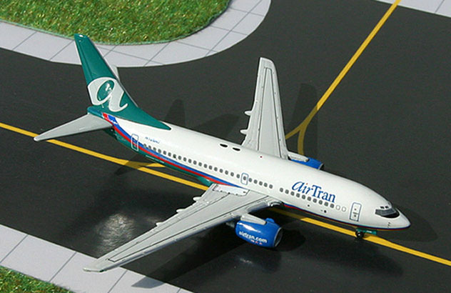 Air Tran Airways Boeing B737-76N Reg. N126AT