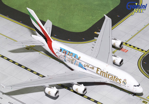 Emirates Airlines Airbus A380-861 Reg. A6-EUG