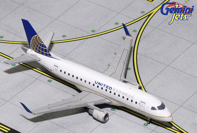 United Express Airlines Embraer ERJ-170/SE Reg. N637RW