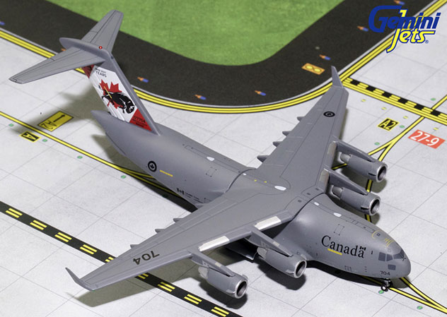 Canadian Air Force^Boeing C-17A Globemaster Reg. 177704