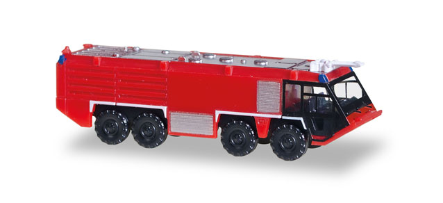 Herpa Accessories Airport Fire Engine in 1/200 Scale