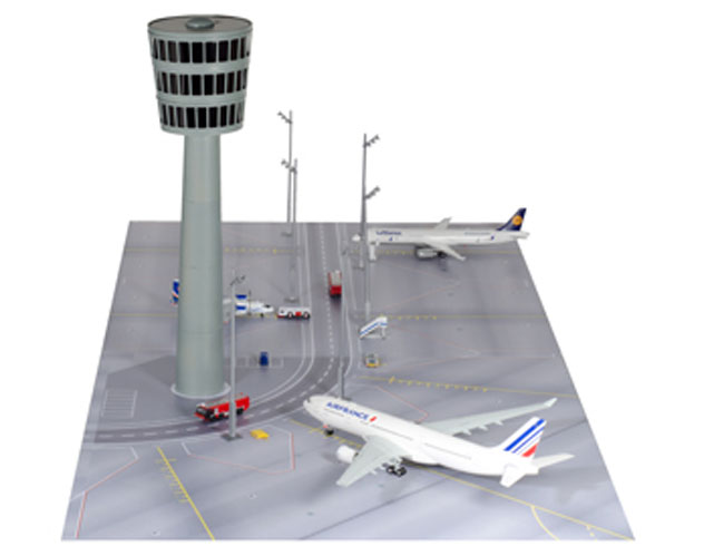 Herpa Accessories Airport Control Tower 1/200 Scale