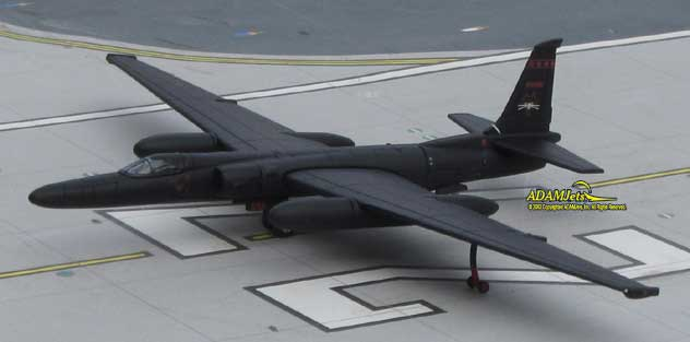 USAF - Air Force Lockheed Martin U-2R Dragon Lady Reg. 80-1098