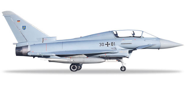 Luftwaffe - German Air Force Eurofighter EF-2000 Typhoon Reg. 30+01