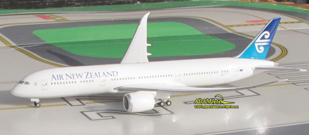 Air New Zealand Airlines Boeing B787-9 Dreamliner Reg UNK