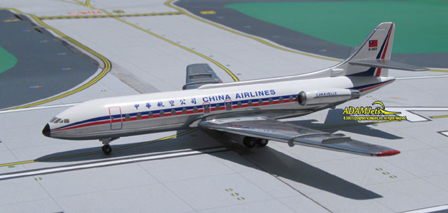 China Airlines Sud-Caravelle III SE 210 Reg. B-1850