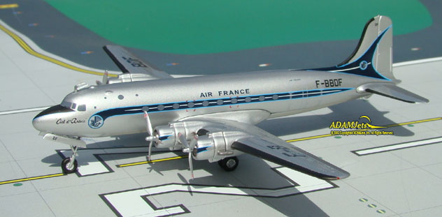 Air France Airlines Douglas DC-4 Reg. F-BELP