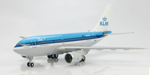 KLM - Royal Dutch Airlines Airbus 310-203 Reg. PH-AGG