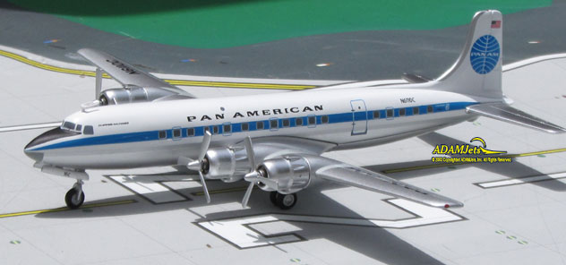 Pan American World Airways Douglas DC-6B Reg. N6110C