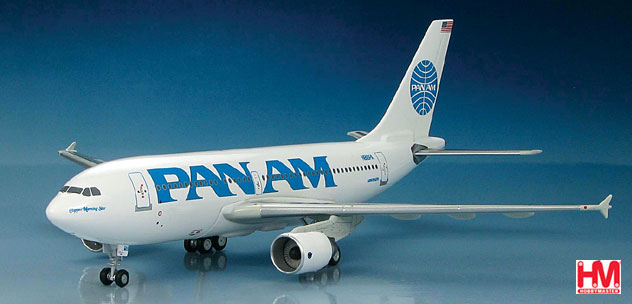 Pan Am Airlines Airlines Airbus A310-324 Reg. N818PA
