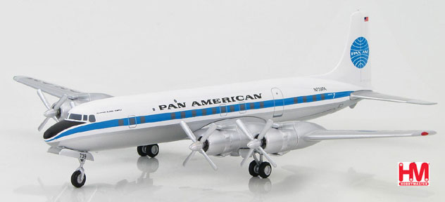 Pan American World Airways Douglas DC-7C Reg. N739PA