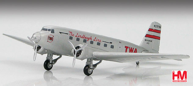 "TWA - Trans World Airlines Douglas DC-2 Skyliner ""NC13784"