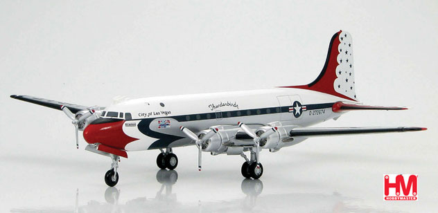 USAF - Air Force Douglas DC-4 (C-54) Reg. 0-272674