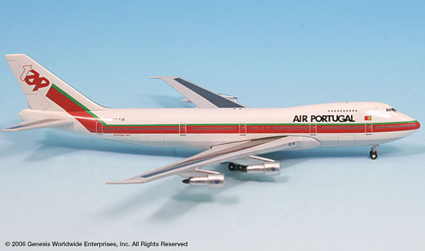 TAP - Air Portugal Airlines Boeing B747-282B Reg. CS-TJB