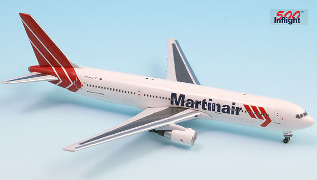 Martinair Airlines^Boeing B767-31A/ER Reg. PH-MCJ