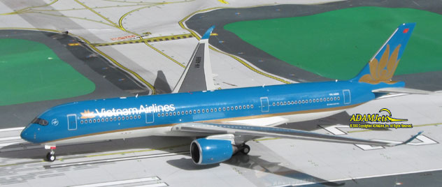 Vietnam Airlines^Airbus A350-900 Reg.. VN-A886