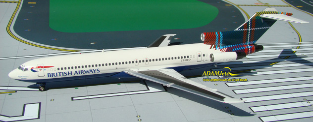 British Airways (Comair SA) Boeing B727-230/Adv. Reg. ZS-OBO