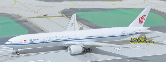 Air China Airlines Boeing B777-39L/ER Reg. B-2046