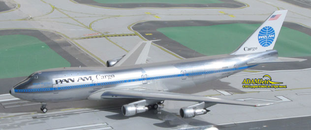 Pan Am Cargo Airlines Boeing B747-121A/SF Reg. N903PA