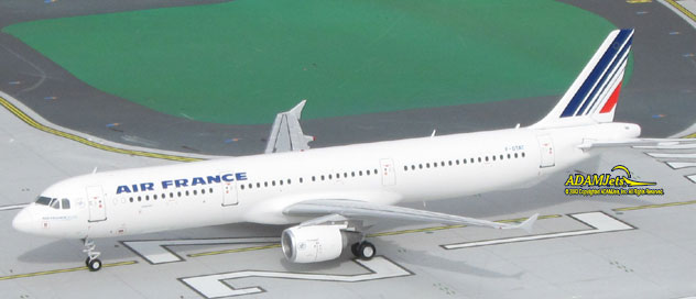 Air France Airlines Airbus A321-211 Reg. F-GTAT