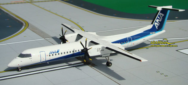 ANA - All Nippon Airways DHC-8-Q400 Reg. JA855A