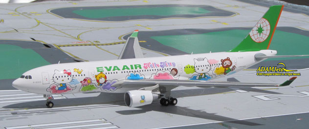 EVA Air Airlines Airbus A330-200 Reg. B-16309