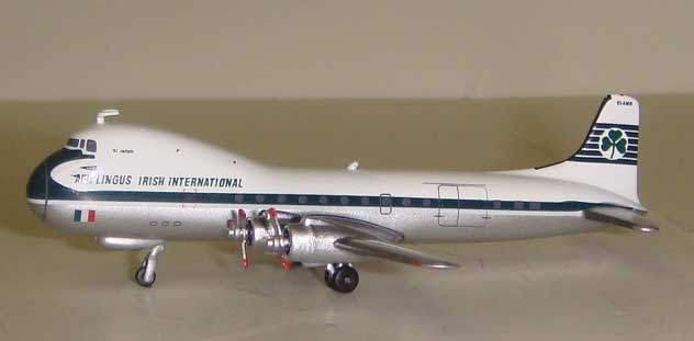 Aer Lingus Airways Douglas ATL-98 Carvair Reg. EI-AMR