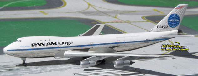 Pan Am Cargo Airlines Boeing 747-121(A/SF) Reg. N658PA