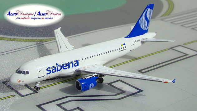 Sabena Airlines^Airbus A319-112 Reg. OO-SSA