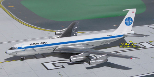 Pan Am Airlines Boeing B707-320C Reg. N448PA
