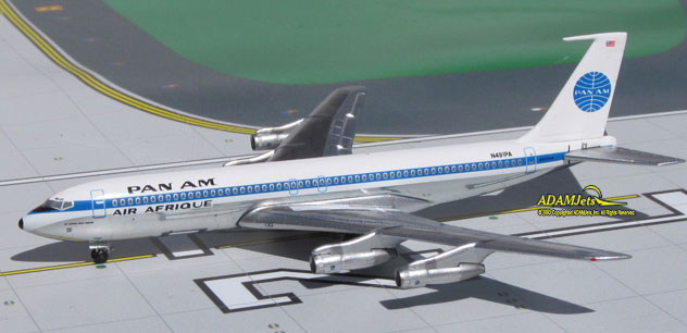Pan Am Airlines Boeing B707-321B Reg. N491PA