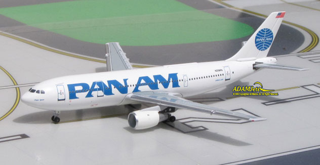 Pan Am Airlines Airlines Airbus A300B4-203 Reg. N204PA