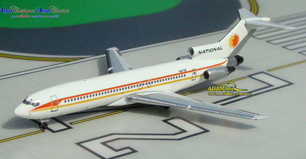 National Airlines Boeing B727-235 Reg. N4738