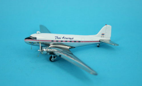 THAI Intl. Airways Douglas DC-3 Reg. HS-TDH