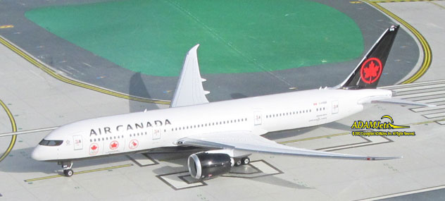 Air Canada Airlines Boeing B787-9 Dreamliner Reg. C-FRSR