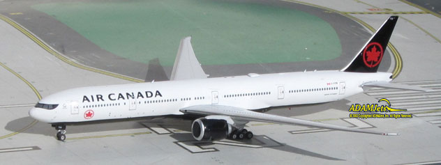 Air Canada Airlines Boeing B777-333/ER Reg. C-FITW