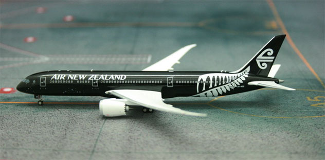 Air New Zealand Airlines Boeing B787-900 Reg. ZK-NZE
