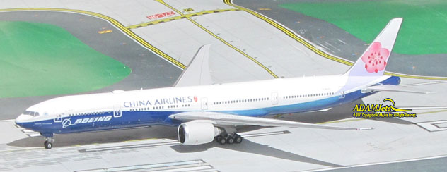 China Airlines Boeing B777-309/ER Reg. B-18007