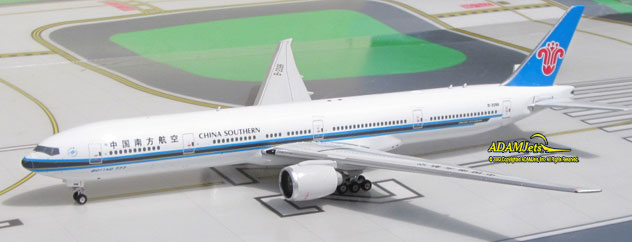 China Southern Airlines Boeing B777-31B/ER Reg. B-2099