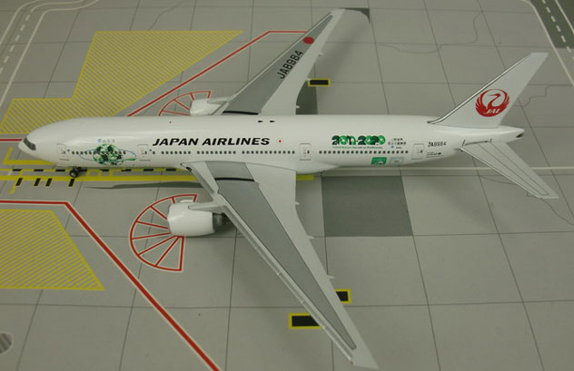 JAL - Japan Airlines Boeing B777-246 Reg. JA8984