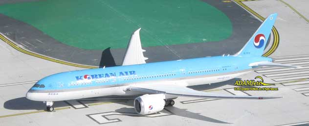 Korean Air Airlines Boeing B787-9 Dreeamliner Reg. HL-7206