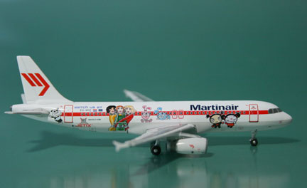 Martinair Airlines Airbus A320-232 Reg. PH-MPE